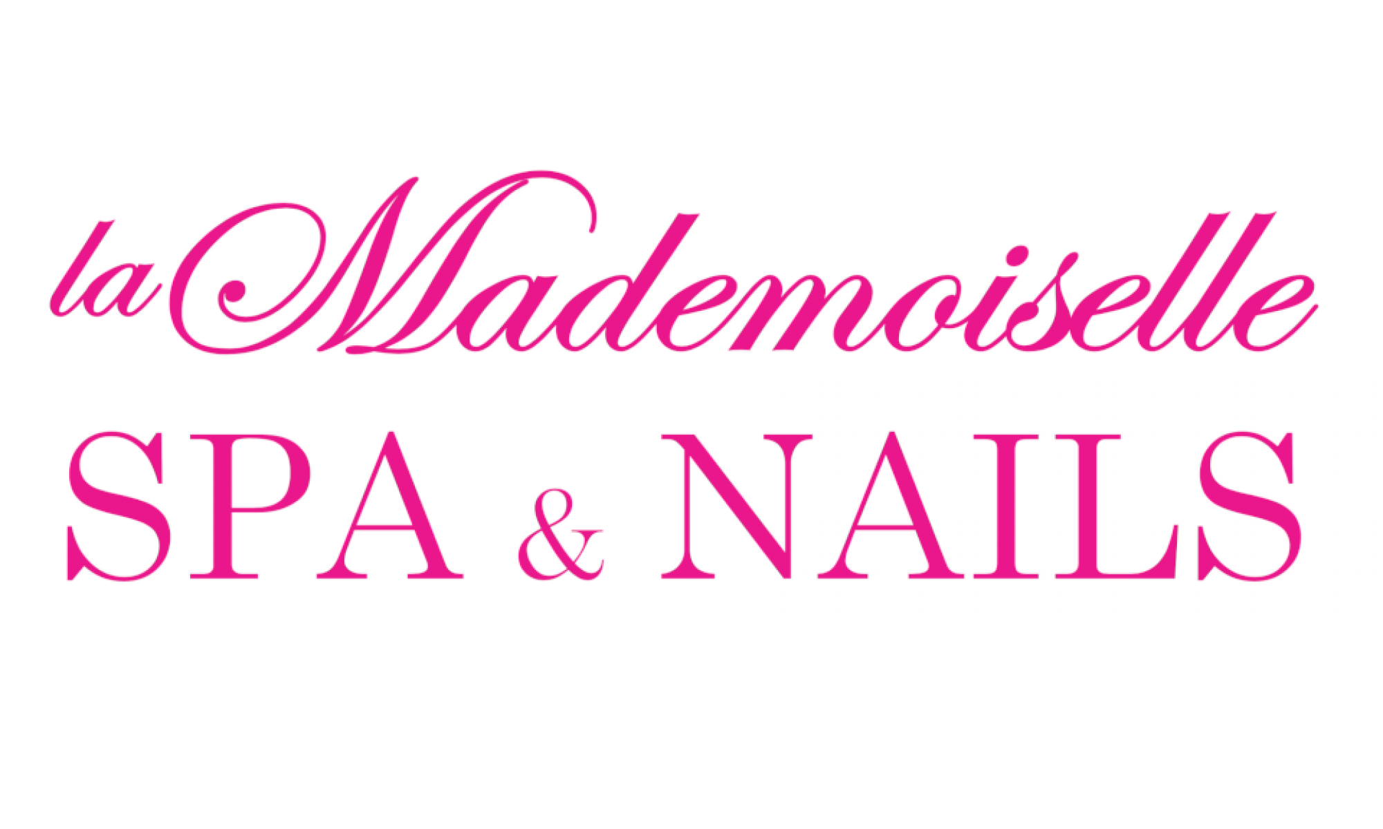 La Mademoiselle Nail and Spa