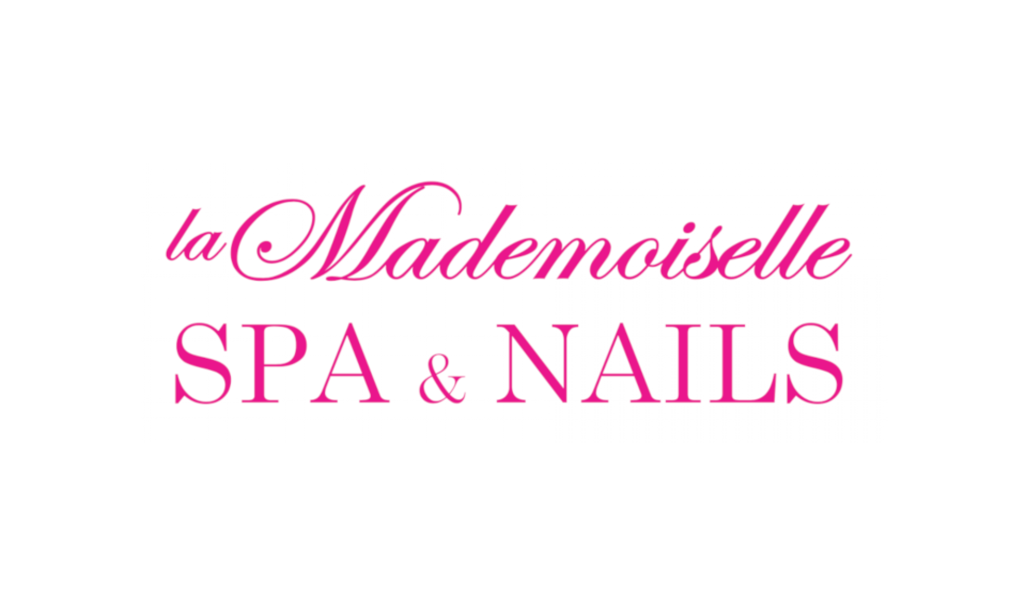 La Mademoiselle Nail and Spa